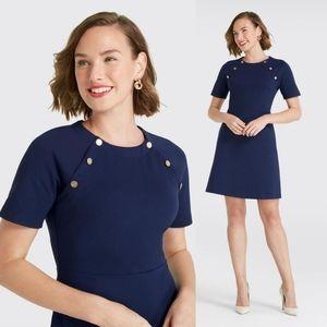 Draper James Knit Sailor Dress